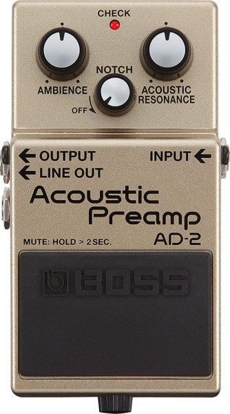 Boss AD 2 | Acoustic Preamp