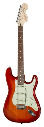 Squier Standard Stratocaster Ltd CSB EXP (by Fender)