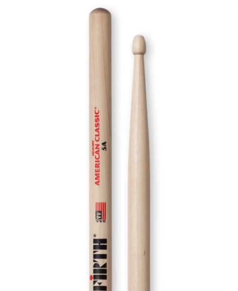 Vic Firth 5A Drumstick American Classic Hickory