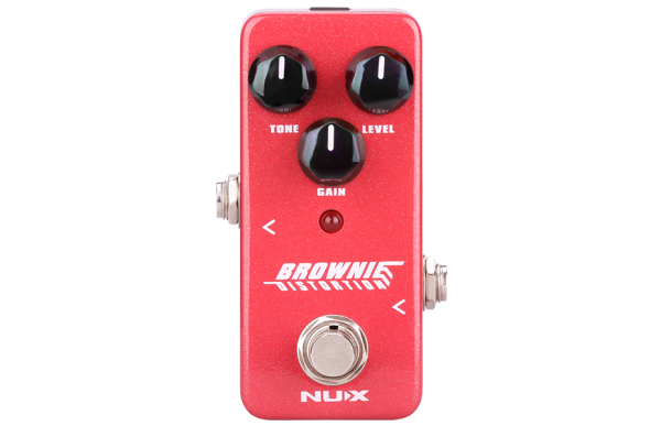 Nux Brownie | Distortion