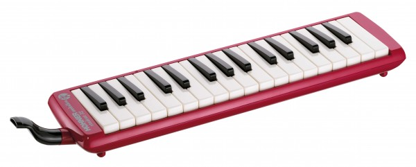 Hohner Melodica Piano 32 Student Serie   rot