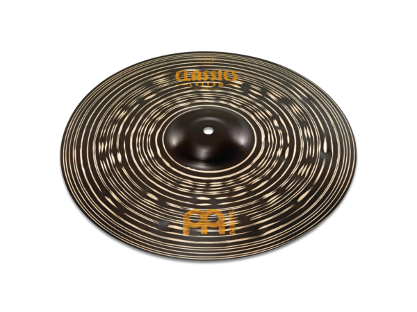 "Meinl 18"" Classics Custom Dark Crashbecken"