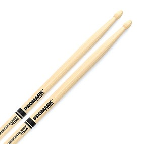 Pro Mark TX5AW Hickory 5A Hickory Drumstick