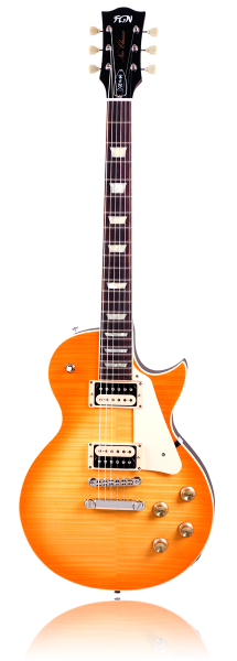 FGN Neo Classic LS 10 Lemon Drop | Flame Top