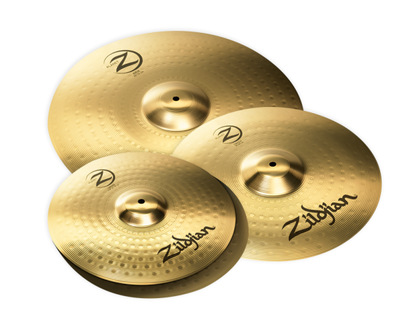 Zildjian Planet Z / 4 Pack Standard Cymbal Set