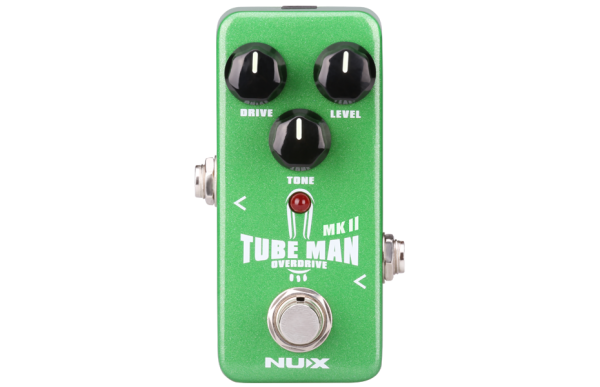 Nux Tube Man | Overdrive
