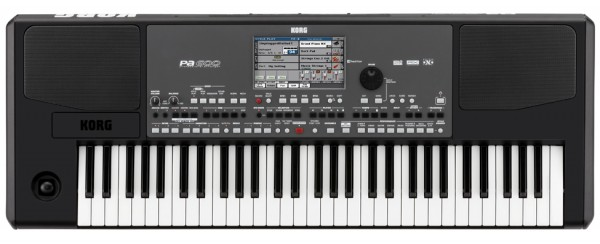 Korg PA 600 Entertainer Workstation Keyboard