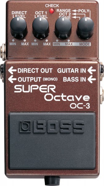 Boss OC 3 | Super Octave