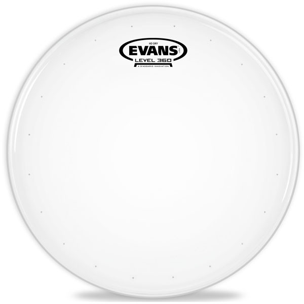 Evans 14'' Genera HDD Coated Snare Fell