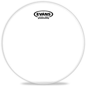 Evans 08'' G2 Clear Tom Tom Fell transparent
