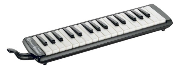 Hohner Melodica Piano 32 Student Serie SCHWARZ