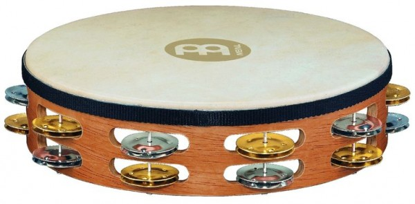 Meinl TAH 2 M SNT Tambourin Recording-combo
